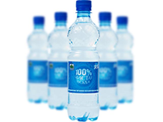 Вода питьевая Чистая вода 100% 1,5 л негазированная пл/бут.