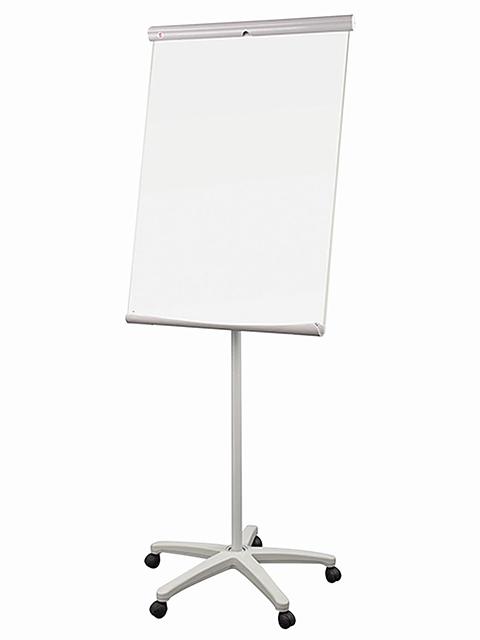 Доска-флипчарт магнитно-маркерная, (70х100см), передвижная, ЕСО, 2х3, (Польша) TF03