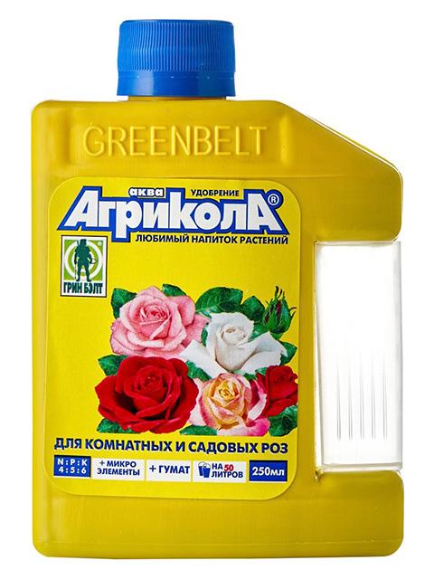 Агрикола для комнатных и садовых роз (фл 250 мл)