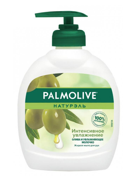 "Мыло жидкое Palmolive ""Олива и Молочко"", 300 мл"