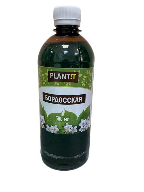 Бордоская жидкость 500 мл Plantit от болезней растений