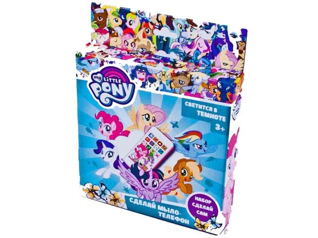 """Набор для детского творчества Centrum """"My Little Pony . Сделай мыло-телефон"""""""