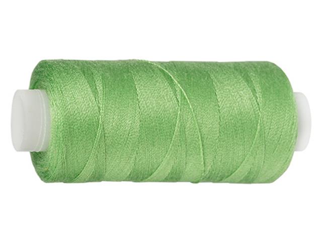 Нитки швейные Bestex, №40, 365м (125 люминисцентный салатовый)