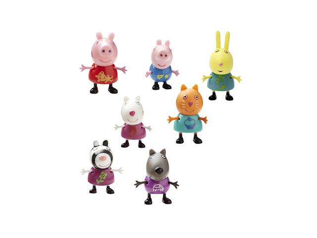 """Игрушка """"Peppa Pig. Любимый персонаж"""" ассорти"""