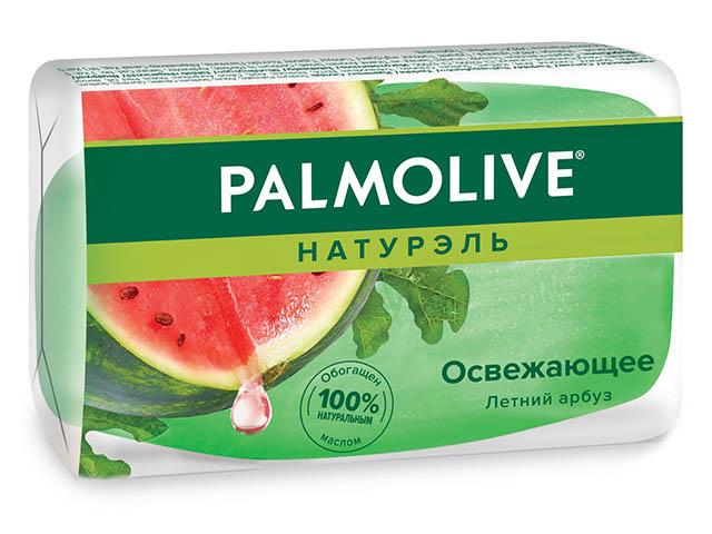 """Мыло туалетное Palmolive """"Летний арбуз"""" освежающее 90г"""