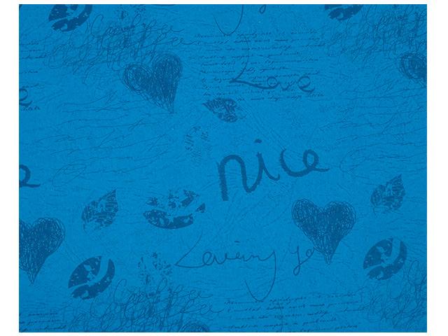 "Бумага упаковочная ""Nice love"" 50х70см"