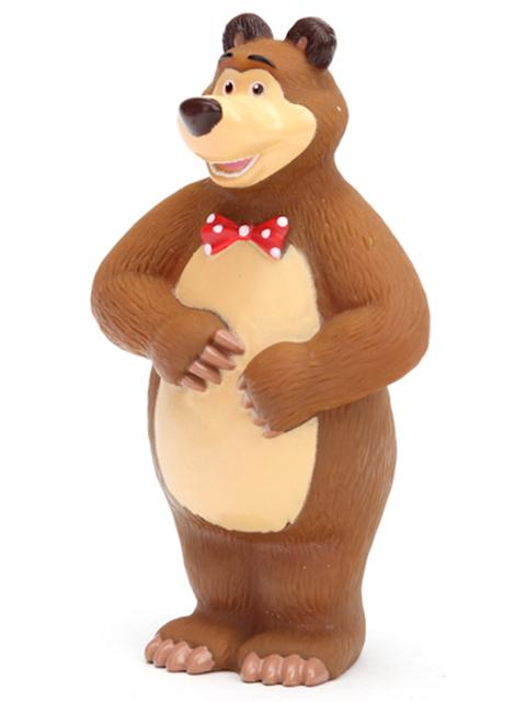"""Игрушка пищалка для ванны """"Медведь"""" М/Ф Маша и медведь"""