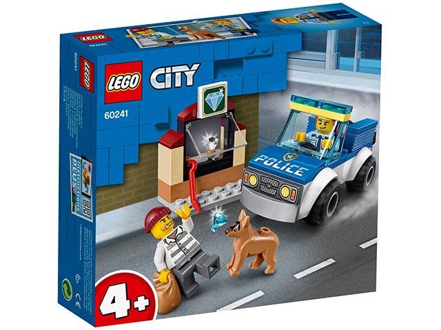 """Игрушка LEGO """"CITY"""" Полицейский отряд"""