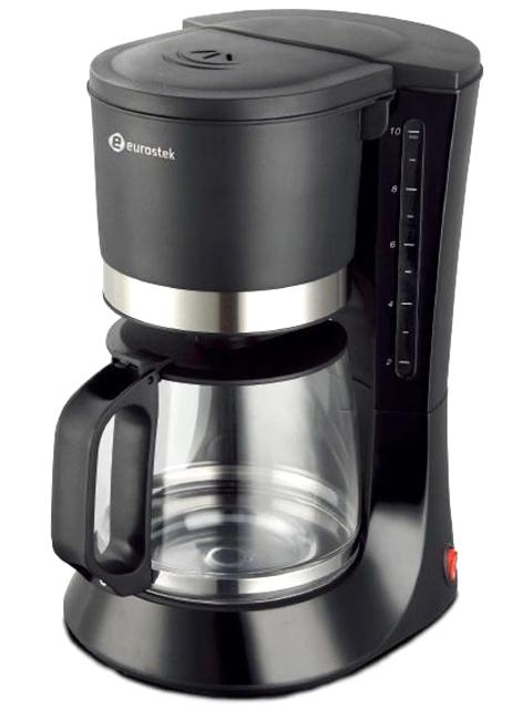 Кофеварка электрическая Eurostek ECM-6687 1.2л, 680Вт