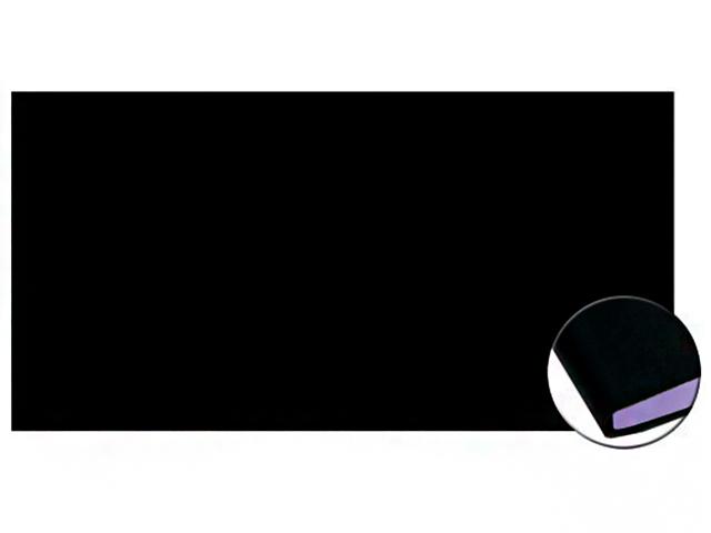 """Планинг недатированный (карманный) 64 листа Listoff """"In Black"""", иск.кожа, лиловый"""