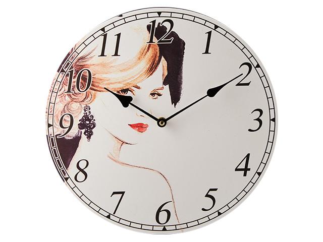 """Часы настенные Alparaisa """"Соблазн""""33х33х4см"""