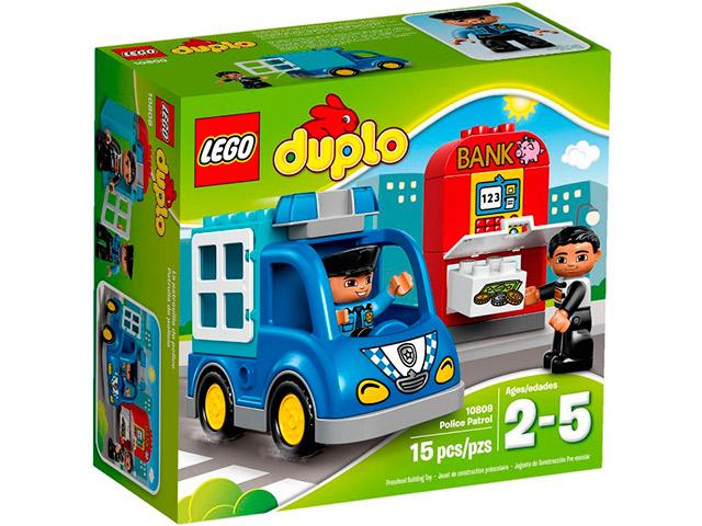 """Игрушка LEGO """"Duplo"""" Полицейский патруль"""