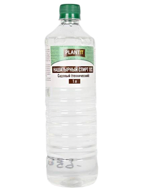 Нашатырный спирт садовый (технический) 1л Plantit