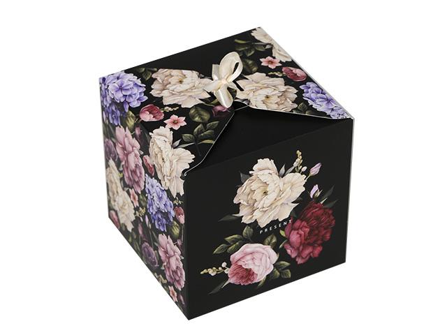 """Коробка подарочная складная """"Present"""" 12х12х12см"""