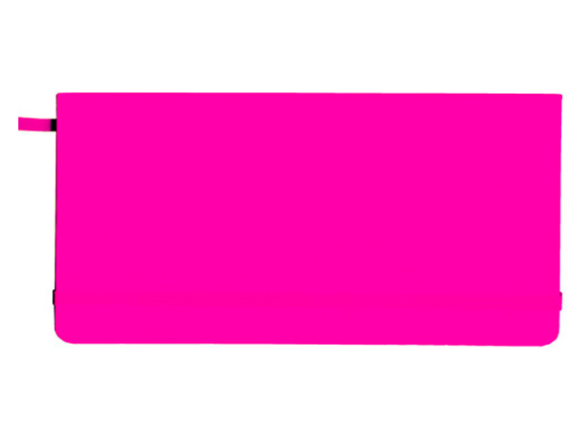 """Планинг недатированный (карманный) 64 листа PaperArt """"Joy Book"""", искусственная кожа, лилово-розовый"""