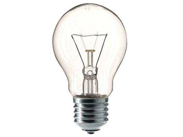 Лампа накаливания Б 60Вт/E27 Лисма