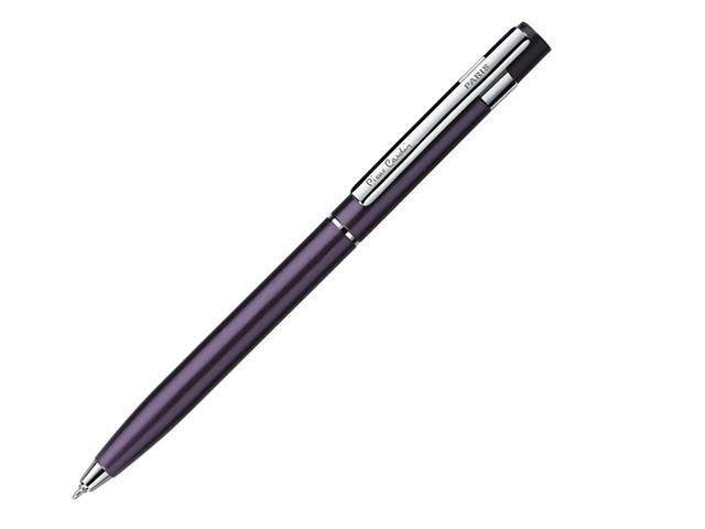 """Ручка шариковая с поворотным механизмом Pierre Cardin """"EASY"""" корпус вишневый, в подарочной упаковке"""