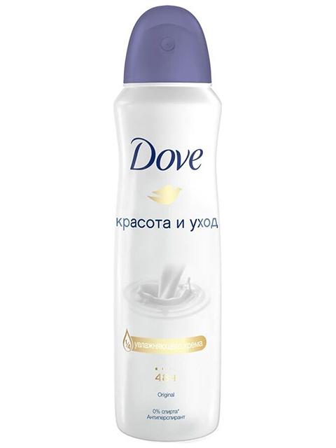 "Дезодорант-антиперспирант Dove ""Красота и уход Original"" 150 мл"