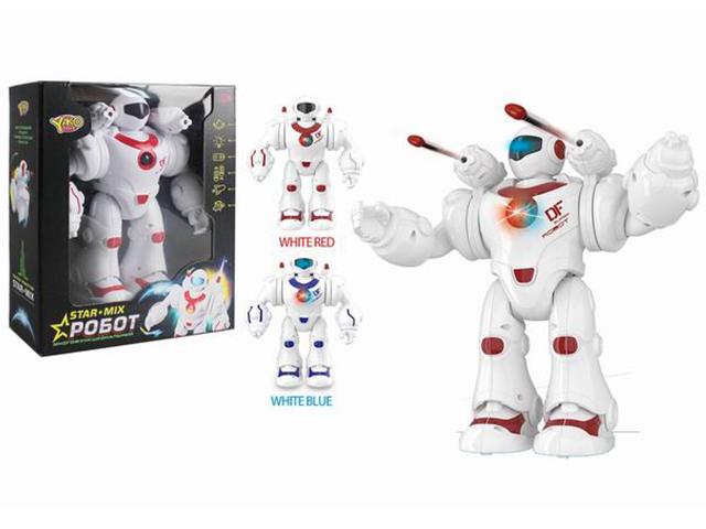 """Игрушка """"Робот. Космический Бот"""" 28 см, свет, звук"""
