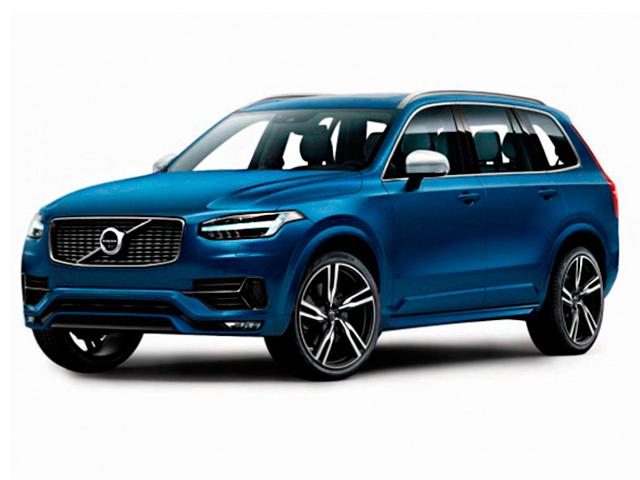 "Машинка-модель ""Volvo XC90"" 1:34 металл, в коробке"