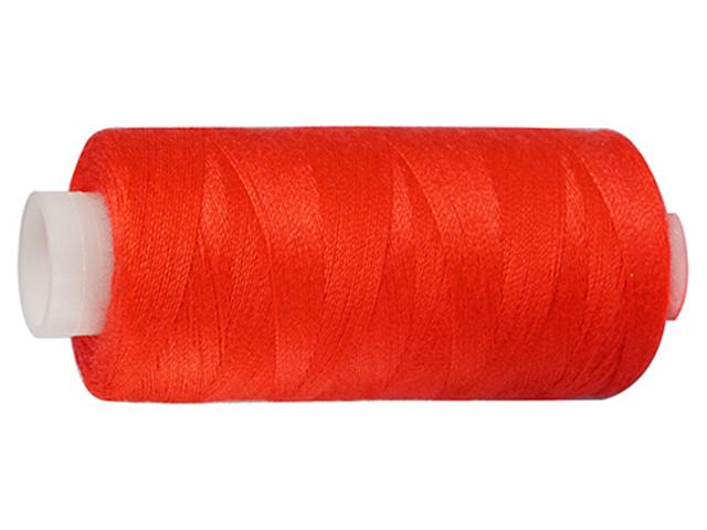 Нитки швейные Bestex, №40, 365м (240 ярко-лососевый)