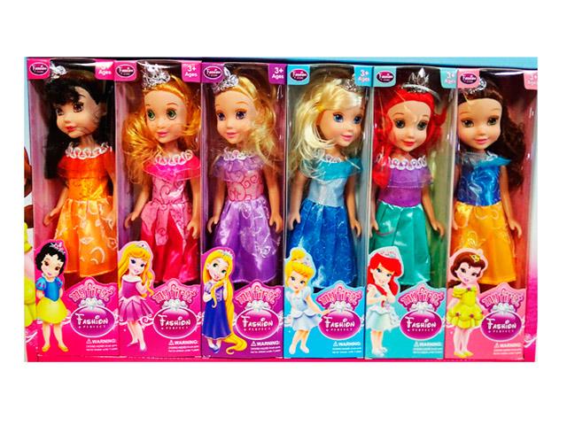 """Кукла """"Принцесса"""" в ассортименте"""