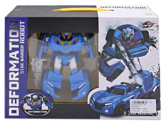 """Игрушка """"Робот-трансформер. Деформатор-1"""""""