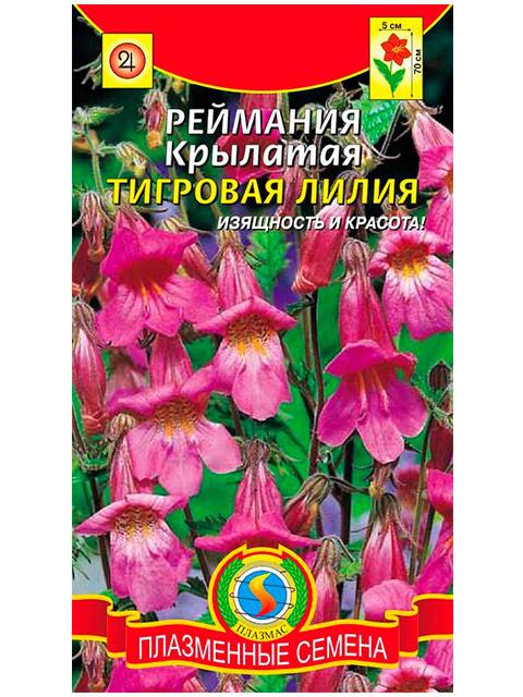 Реймания крылатая (Наперстянка китайская ) Тигровая лилия ц/п