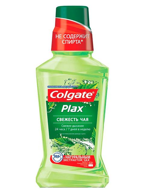 """Ополаскиватель для полости рта Colgate Plax """"Свежесть чая"""" 250 мл."""