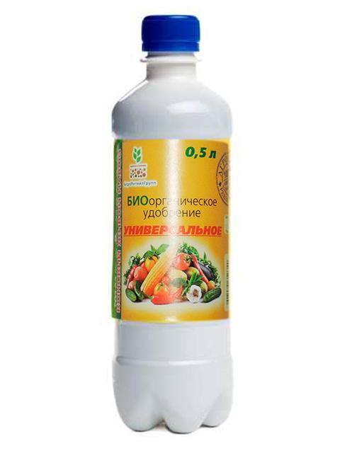 Био-Органическое Удобрение Универсальное (живой конский навоз) 0,5л Plantit