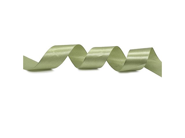 Лента атласная, декоративная 3,8смх22,86м №103 шалфей (цена за 1м)