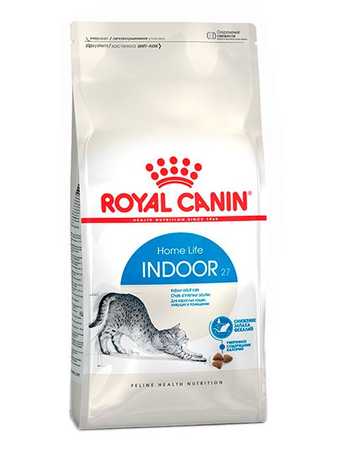 Корм РК Индор 7+ 1,5 кг (для кошек старше 7 лет, живущих в помещении)