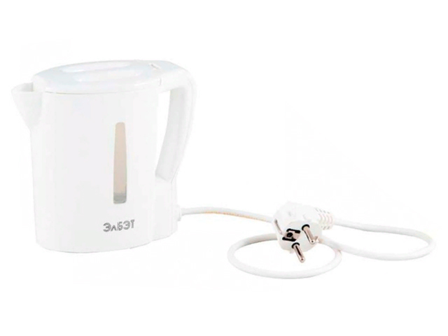 Чайник электрический ЭлБЭТ ЭЧ 0,5/500, 0,5л, 500W