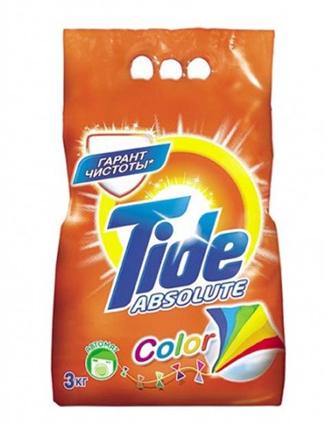 TIDE СМС Порошок-автомат Color 3 кг