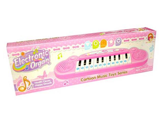 Музыкальный инструмент Пианино 32см. на батарейках