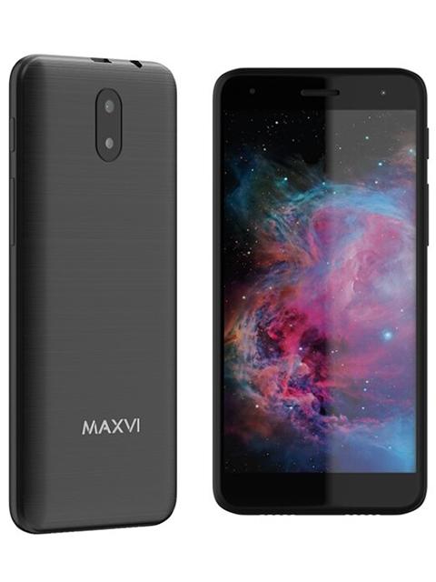 Смартфон Maxvi MS 502 ORION, черный