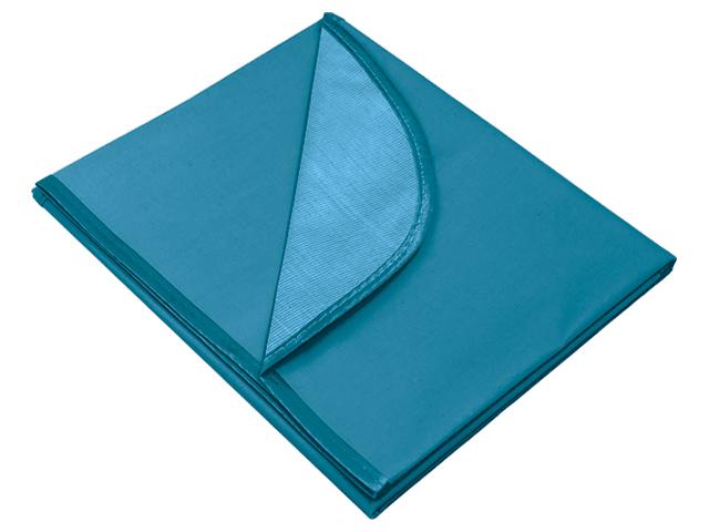 Настольное покрытие deVENTE, 35х50 см, водоотталкивающая ткань, бирюзовое