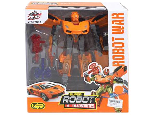 """Игрушка """"Робот-трансформер. Скоростная машина"""""""