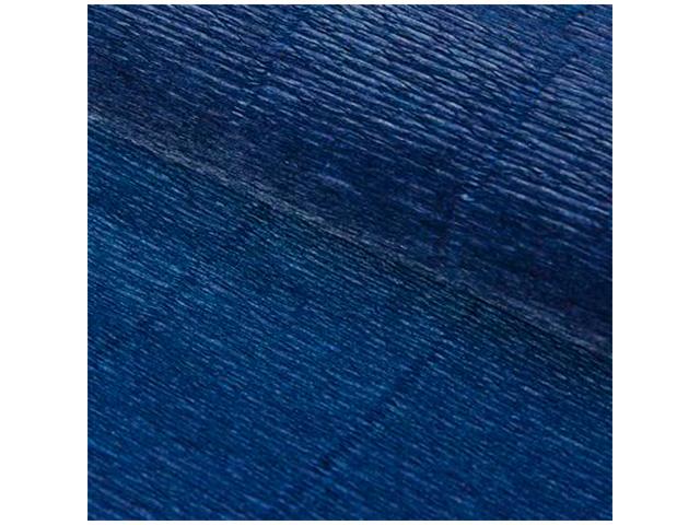 Бумага крепированная Intelligent 50х250 темно-синяя [В-30]