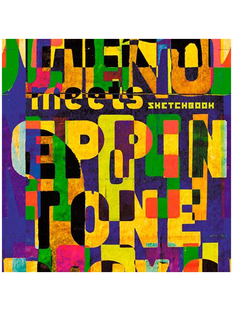 """Скетчбук (195х195) 80 листов Paper Art """"Граффити"""" твердая обложка, на евроспирали"""