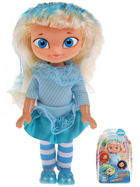 """Игрушка """"Кукла. Сказочный патруль. Снежка"""" 15 см, в блистере"""