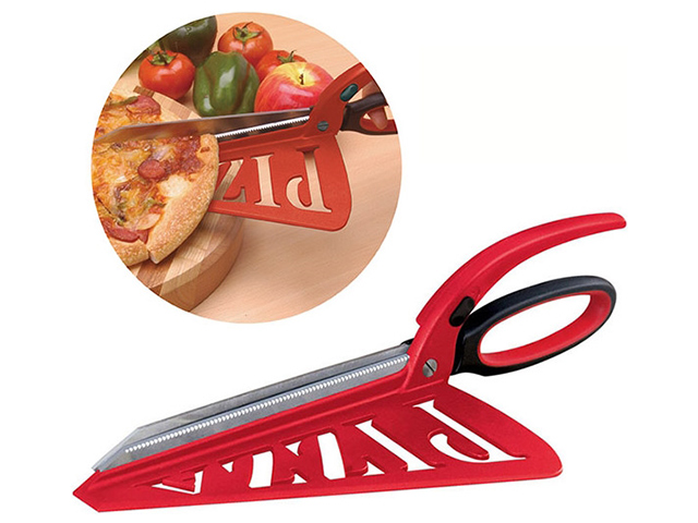 Набор кулинарный (нож, лопатка, пиццерезка)