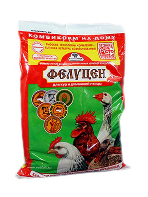 Фелуцен П2 УВМКК д/сельскохозяйственной птицы порошок (1кг)