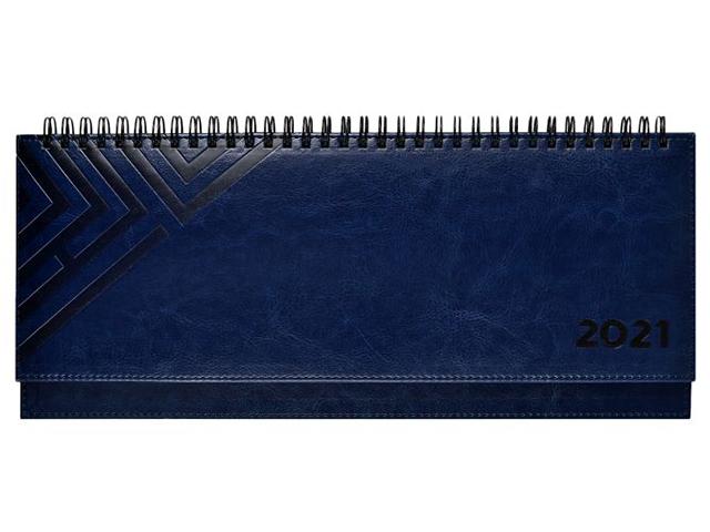"""Планинг датированный 64 листа Феникс+ """"Escalada. Сариф 2021"""" тверд. переплет, синий, евроспираль"""