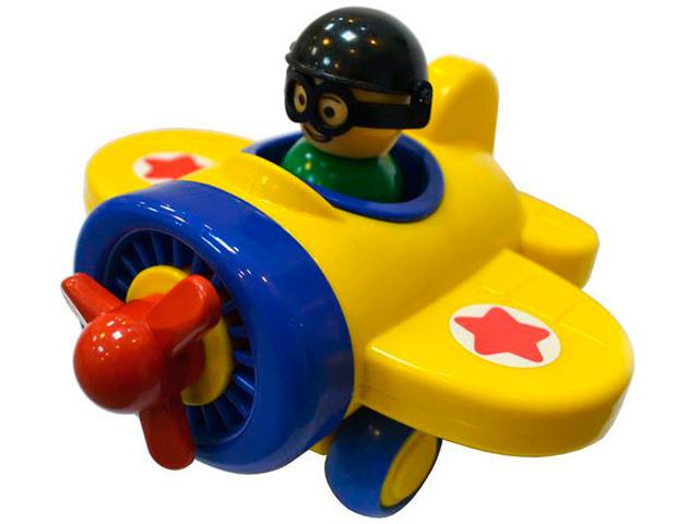 "Игрушка ""Самолетик. Детский сад"""