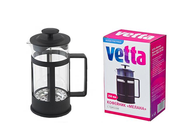 """Френч-пресс """"VETTA. Мелена"""" 350 мл., пластик"""
