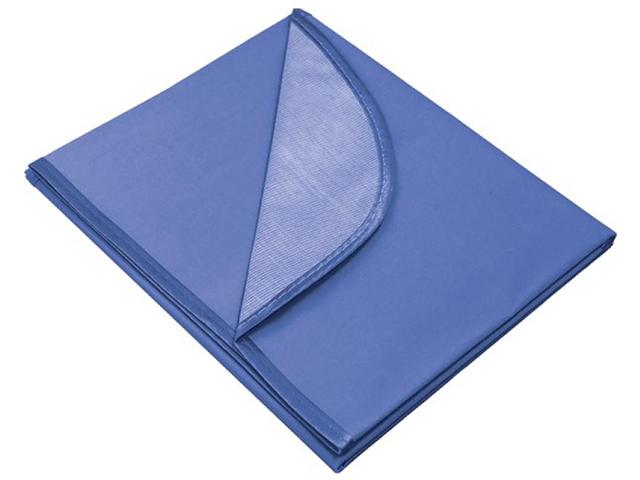 Настольное покрытие deVENTE, 35х50 см, водоотталкивающая ткань, васильковое
