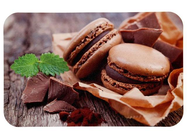 "Салфетка кухонная ""Шоколад"" 26х41см"