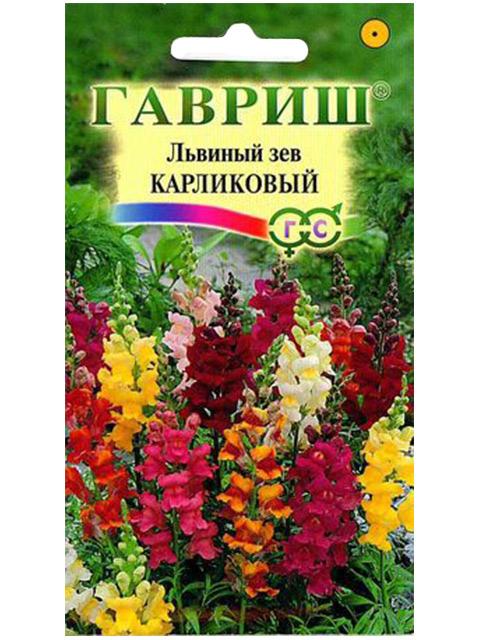 Львиный зев Карликовый Смесь 0,1 г, ц/п