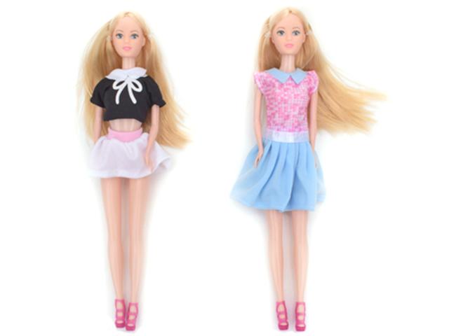 Кукла 28 см, микс, ноги гнутся